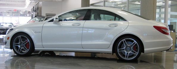 2012 CLS63AMG