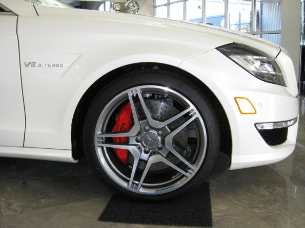 P30 performance package CLS
