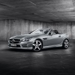 SLK250 SLK350 SLK55 Alanite Grey