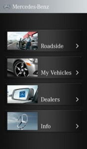 apple android mercedes app