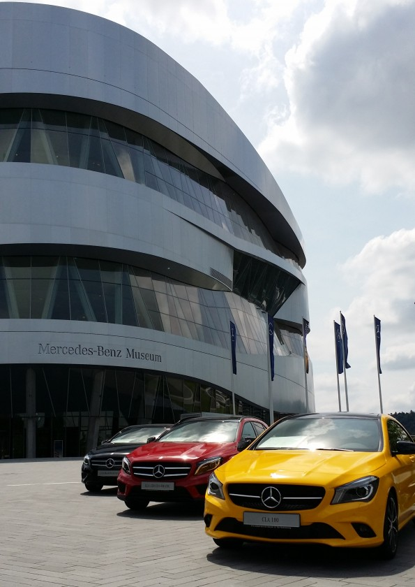 Mercedes-Benz Museum Digital Tour