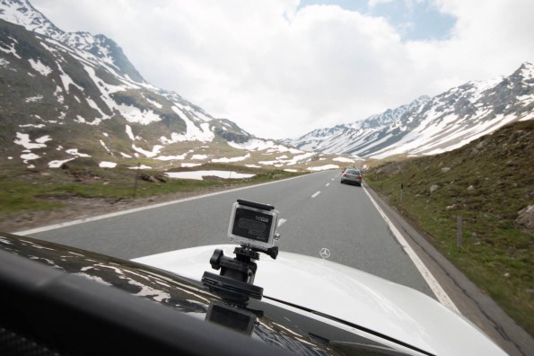Stelvio Pass Driving Video