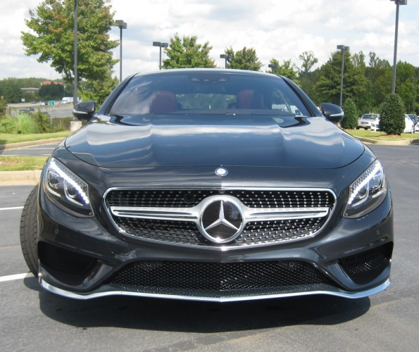 S550 grille