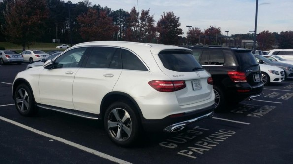 GLC new body