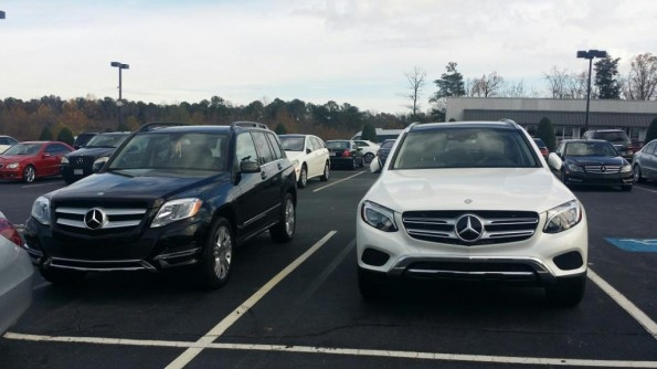 Mercedes GLC atlanta
