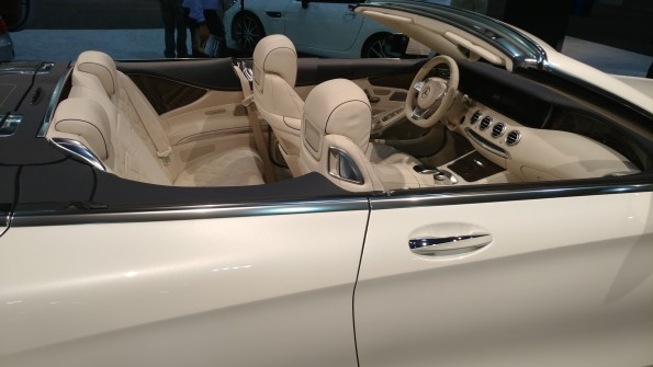 Maybach S650 cabriolet