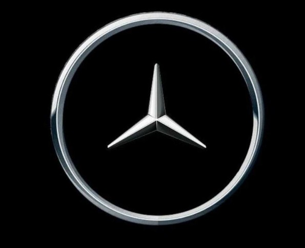 Mercedes Star distancing